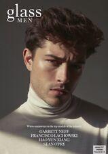 GLASS MEN Magazine Francisco Lachowski Garrett Neff Sean O'Pry Hao Yun Xiang