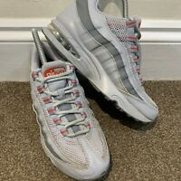 Nike Air Max 95 Ladies Womens Trainers Grey UK Size 4