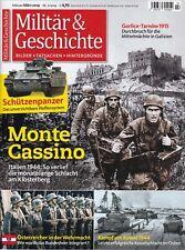 Zeitschrift Militär & Geschichte Nr. 2 Febr./März 2019 Monte Cassino Kowel 1944