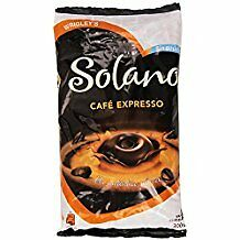 SOLANO CAFE EXPRESO BOLSA 300 CARAMELOS