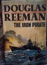 The Iron Pirate by Douglas Reeman (Hardback, 1986)