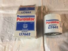 Purolator L17662 Spin On Oil Filter Fits Peugeot/Citroen Models
