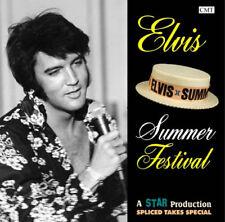 Elvis Presley - Summer Festival : Spliced Takes Special  [CD CMT Star Records]