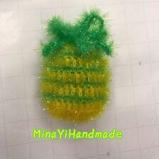 Eco-friendly Multi Purpose Dishcloth, Scrubber/Scrubby, Susemi - Pineapple