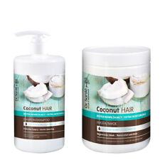 Dr Sante Coconut Hair Mask and Shampoo Extra Moisturizing Set 2x1000ml
