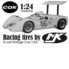 COX 1/24 Vintage Race Tires [Made by MJK]