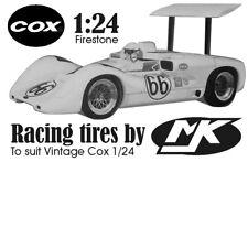 BRM 1/24 Group C & 962C Race tyres Scalextric & Slot Car MJK#4115