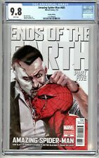 Amazing Spider-Man #685 (Jul 2012, Marvel) CGC 9.8 1:15 Dell'Otto Variant L
