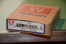 NEW TB WOODS 3J12 3JX1/2 COUPLING SF FLANGE SLEEVE FIXED BORE  698672620024