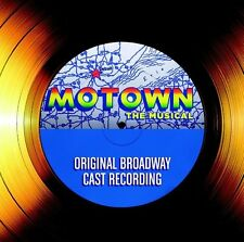Various Artists, Cas - Motown: The Musical Cast Recording (Original Soundtrack)