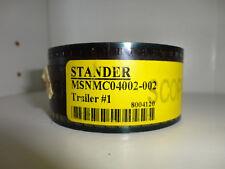 STANDER  35mm Movie Trailer #1 Film Collectible 0min 45sec SCOPE