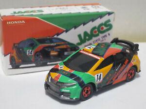 Honda Civic Type R FK2 #14 JACCS Racing Car Tomica Tomy