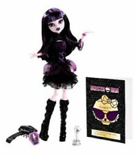 Mattel Monster High Frights Camera Action Elissabat Doll