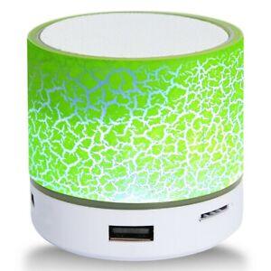 Rechargeable Wireless bluetooth Speaker Portable Mini Stereo Sound Loud speaer