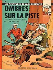 JACK DIAMOND OMBRES SUR LA PISTE (FUNKEN)  RARE EDITION ORIGINALE 1961