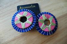 MONSOON ACCESSORIZE EARRINGS BRAND NEW / CARDED RRP £8.00