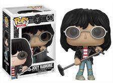 Funko - POP Rocks: Music - Joey Ramone Vinyl Action Figure New In Box