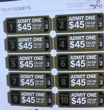 Ipg Paintball Tickets ($900 Value)