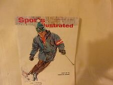 1964 SPORTS ILLUSTRATED - STORY WEEK OF ALABAMA PLAYING GA. TECH. GREAT PICS.