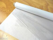 """SUPER CLEAR PLASTIC / VINYL SHEETING Great for WINDOWS   54"""" x 40yds x 12 mil"""