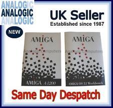 New Amiga workbench 3.1 manuels anglais