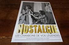 WOODKID - Publicité de magazine / Advert !!! THE GOLDEN AGE TOUR !!!