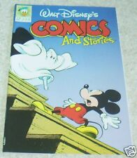Walt Disney's Comics and Stories 578, NM- (9.2) Much Ado about Quackly Hall!