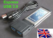 USB 3.0 Carte express 2 ports NEC chip