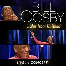 Bill Cosby Far From Finished CD