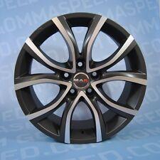 Set 4 cerchi in lega Mak Nitro da 16 5x110 ET35 Alfa Giulietta 159 Opel Croma