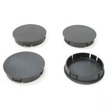 Set of 4 Plain Wheel Center Hub Caps 60mm Fits Ford Focus Mondeo Ka