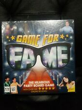 Genuine Game For Fame the hilarious party board game  NEW & FAST