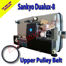 SANKYO DUALUX-8 8mm Cine Projector Belt For Upper Pulley