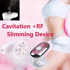 RF Radio Frequency Slimming Cavitation Light Body Fat Lose Weight Beauty Machine