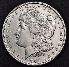 1901-o Morgan Silver Dollar.   B.U.  114740