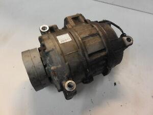 04-07 Audi A8, L LWB D3 Black 4.2L V8 A/C Compressor 4E0260805