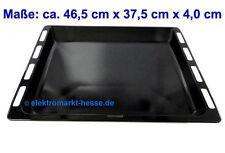 Constructa Original Kombi-Backblech emailliert 465x375x40mm, Fettpfanne