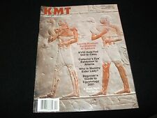 KMT  MAGAZINE <>VOL. 12, NUMBER 2 *SUMMER  2001<> LOUVRE MUSEUM EXCAVATIONS