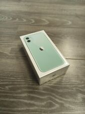 Apple iPhone 11 - 128GB - Grün (Ohne Simlock) A2221 Neu Green Original verschwei