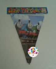 Party :  Thomas Train Flag Banner Banderitas Blue Party Decor