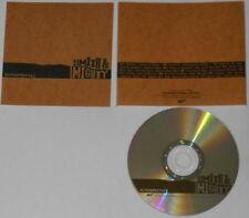 Smith & Mighty  Retrospect  U.S. promo cd