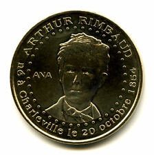 08 CHARLEVILLE-MEZIERES Arthur Rimbaud, 2012, Monnaie de Paris