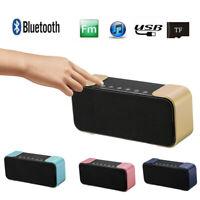 Wireless Bluetooth Speaker Portable Subwoofer Super Bass 3D Stereo Loud Speaker