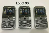 Lot of 96 NeT10 SAMSUNG S390G Cell Mobile Phone QWERTY Keybd Wi-Fi Bluetooth