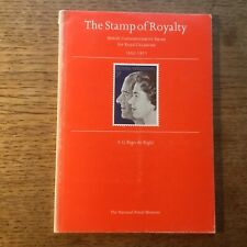 """""""The Stamp Of Royalty 1935-72"""" Nat. Postal Museum 52 Pp Booklet"""
