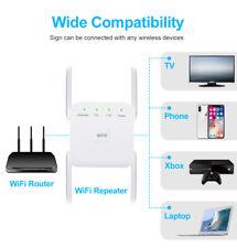 Praktische zwei externe Antennen WiFi Wireless Repeater Extender Verstärker 1St