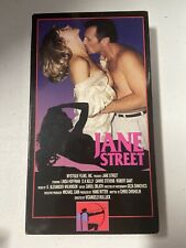 Jane Street VHS