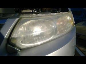 Driver Left Headlight Sedan 4 Door Fits 03-07 ION 140547
