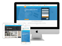 Website design - Web domain, Email and hosting included -