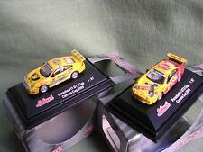 2 PORSCHE 911 GT3 CUP CARRERA CUP 2005 #39 MENZEL #7 RIETHMULLER  HO SCHUCO 1/87
